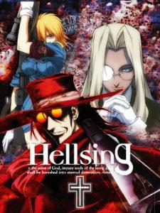 Tiêu Diệt Vampire Hellsing.Diễn Viên: Wz