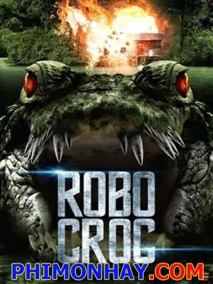 Cá Sấu Máy Robo Croc