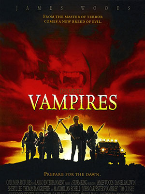 Loài Khát Máu Vampires.Diễn Viên: James Woods,Daniel Baldwin,Sheryl Lee,Thomas Ian Griffith,Maximilian Schell,Tim Guinee