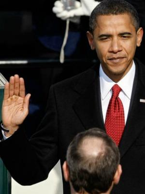 Lễ Nhậm Chức Của Tổng Thống Mỹ Obama Inauguration: Spirit Of The Crowd
