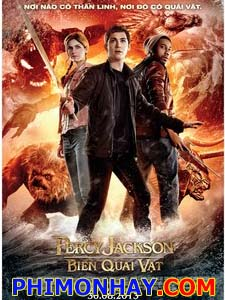 Biển Quái Vật - Percy Jackson: Sea Of Monsters