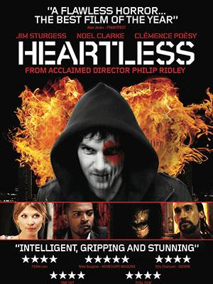 Vô Cảm Heartless.Diễn Viên: Jim Sturgess,Luke Treadaway,Clémence Poésy