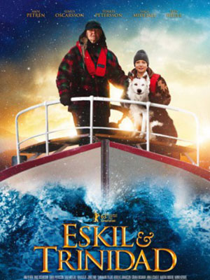 Cậu Bé Và Con Tàu Eskil & Trinidad.Diễn Viên: Linus Oscarsson,Torkel Petersson,Ann Petrén