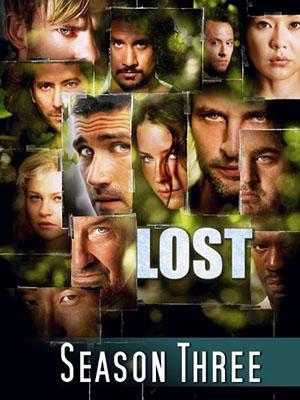 Mất Tích Phần 3 Lost Season 3.Diễn Viên: Jorge Garcia,Naveen Andrews,Matthew Fox