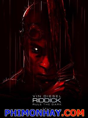 Thống Lĩnh Bóng Tối Riddick: Rule The Dark.Diễn Viên: Vin Diesel,Karl Urban,Katee Sackhoff