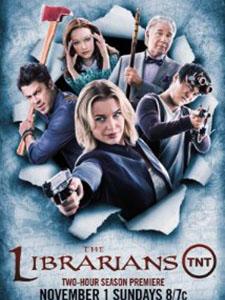 Truy Tìm Kho Báu Phần 2 - The Librarians Season 2