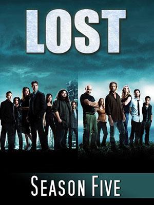 Mất Tích Phần 5 Lost Season 5.Diễn Viên: Jorge Garcia,Naveen Andrews,Matthew Fox