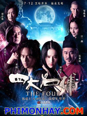 Tứ Đại Danh Bộ 1 The Four 1.Diễn Viên: Đặng Siêu,Lưu Diệc Phi,Trịnh Trung Cơ