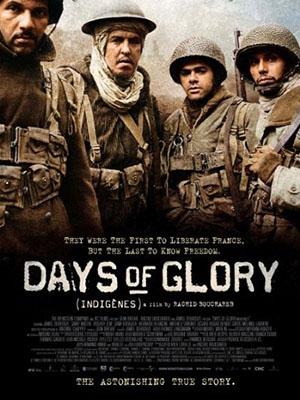 Ngày Huy Hoàng Days Of Glory.Diễn Viên: Samy Naceri,Roschdy Zem,Sami Bouajila
