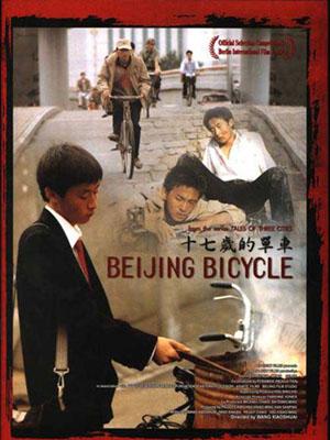 Xe Đạp Bắc Kinh Beijing Bicycle.Diễn Viên: Lin Cui,Xun Zhou,Bin Li
