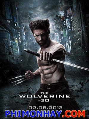 Người Sói Wolverine The Wolverine.Diễn Viên: Hugh Jackman,Famke Janssen,Svetlana Khodchenkova,Will Yun Lee,Rila Fukushima