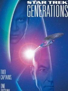 Du Hành Giữa Các Vì Sao 7: Chuyển Giao Thế Hệ Star Trek 7: Generations.Diễn Viên: Patrick Stewart,William Shatner,Malcolm Mcdowell