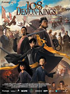 108 Hung Thần Ác Sát - The Prince And The 108 Demons Thuyết Minh (2015)