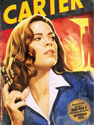 Đặc Vụ Carter - Marvel One-Shot: Agent Carter