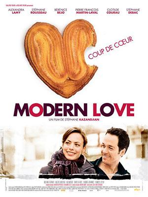 Tình Yêu Tân Thời Modern Love.Diễn Viên: Alexandra Lamy,Stéphane Rousseau,Bérénice Bejo