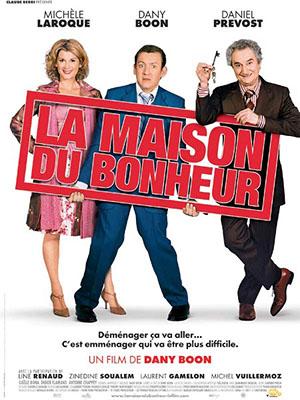 Căn Nhà Mộng Ước La Maison Du Bonheur.Diễn Viên: Dany Boon,Michèle Laroque,Daniel Prévost