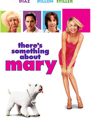 Chuyện Tình Của Mary Theres Something About Mary.Diễn Viên: Ben Stiller,Cameron Diaz,Matt Dillon,Stacey Martin,Peter Michael Dillon,Lara Daans,Christian Slater