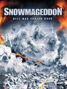 Thảm Họa Băng Hà Snowmageddon.Diễn Viên: David Cubitt,Laura Harris,Dylan Matzke