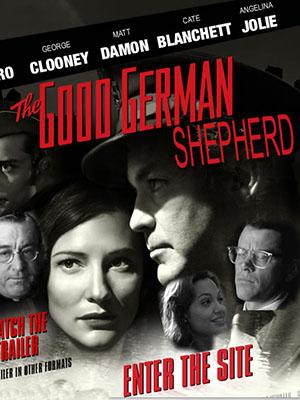 Tình Không Biên Giới The Good German.Diễn Viên: George Clooney,Cate Blanchett,Tobey Maguire