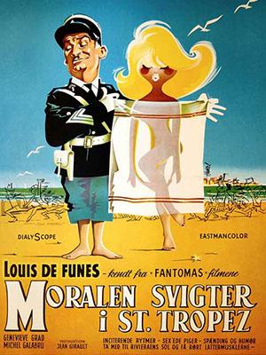 Tình Yêu Điện Giật - The Troops Of St Tropez: Le Gendarme De Saint-Tropez Việt Sub (1964)