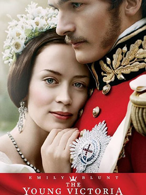 Tình Yêu Hoàng Tộc The Young Victoria.Diễn Viên: Emily Blunt,Rupert Friend And Paul Bettany