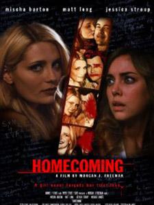 Trở Về Nhà Homecoming.Diễn Viên: Mischa Barton,Matt Long And Jessica Stroup