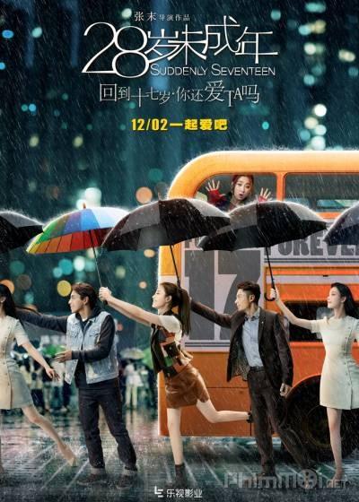 28 Tuổi Vị Thành Niên Suddenly Seventeen.Diễn Viên: Choi Ji Woo,Lee Sang Yoon,Choi Won Young,Kim Min Jae,Jung Soo Young,Kim Kang Hyun