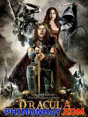 Hoàng Tử Bóng Đêm Dracula: The Dark Prince.Diễn Viên: Jon Voight,Luke Roberts,Kelly Wenham