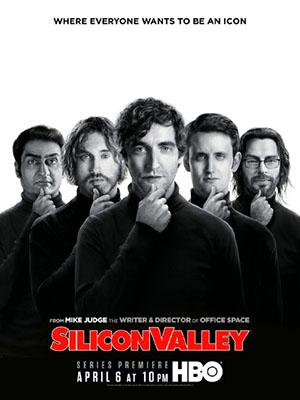 Thung Lũng Silicon Phần 1 Silicon Valley Season 1.Diễn Viên: Thomas Middleditch,Tj Miller,Josh Brener