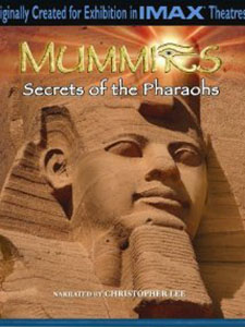 Xác Ướp Ai Cập Mummies: Secrets Of The Pharaohs.Diễn Viên: Elana Drago,William Hope,Nasser Memarzia