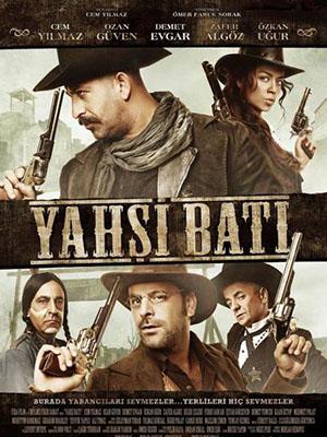 Cao Bồi Xứ Ottoman The Ottoman Cowboys Yahsi Bati.Diễn Viên: Cem Yilmaz,Ozan Guven,Zafer Algöz