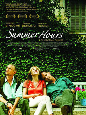 Giờ Mùa Hạ Summer Hours.Diễn Viên: Juliette Binoche,Charles Berling,Jérémie Renier