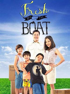 Dân Nhập Cư Phần 2 Fresh Off The Boat Season 2.Diễn Viên: Constance Wu,Randall Park,Hudson Yang