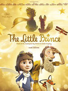 Hoàng Tử Bé The Little Prince.Diễn Viên: James Franco,Rachel Mcadams,Marion Cotillard