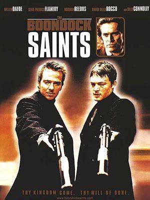 Những Anh Hùng Thầm Lặng The Boondock Saints.Diễn Viên: Willem Dafoe,Sean Patrick Flanery And Norman Reedus