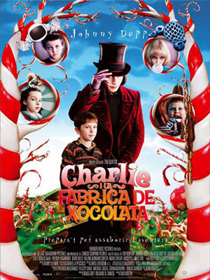 Charlie Và Nhà Máy Sô-Cô-La Charlie And The Chocolate Factory.Diễn Viên: Johnny Depp,Freddie Highmore And David Kelly