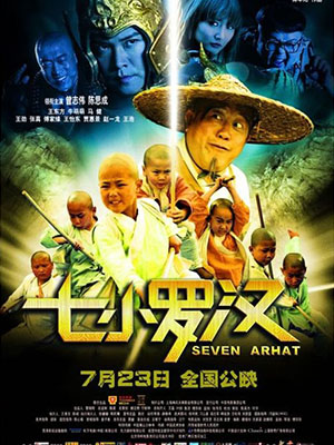 7 Vị La Hán - Seven Arhat Việt Sub (2011)