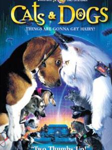Cuộc Chiến Chó Mèo - Cats & Dogs