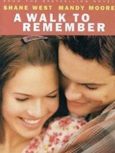 Mối Tình Kỳ Diệu A Walk To Remember.Diễn Viên: Shane West,Mandy Moore,Peter Coyote,Daryl Hannah,Clayne Crawford