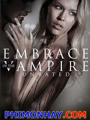 Nụ Hôn Ma Cà Rồng Embrace Of The Vampire.Diễn Viên: Sharon Hinnendael,Kaniehtiio Horn,Cc Sheffield