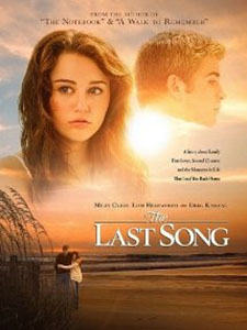 Niệm Khúc Cuối The Last Song.Diễn Viên: Miley Cyrus,Liam Hemsworth And Greg Kinnear