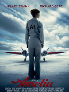 Chuyến Bay Cuối Cùng Của Amelia Amelia.Diễn Viên: Hilary Swank,Richard Gere And Ewan Mcgregor