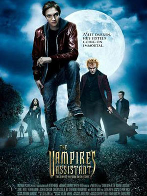 Đệ Tử Ma Cà Rồng Cirque Du Freak: The Vampires Assistant.Diễn Viên: Chris Massoglia,John C Reilly And Salma Hayek