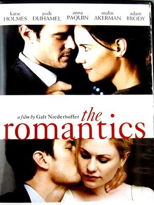 Chuyện Tình Lãng Mạn The Romantics.Diễn Viên: Katie Holmes,Anna Paquin And Josh Duhamel