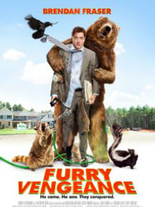Sự Trả Thù Của Loài Thú Furry Vengeance.Diễn Viên: Brendan Fraser,Brooke Shields And Ricky Garcia