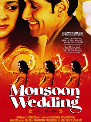 Đám Cưới Mùa Mưa Monsoon Wedding.Diễn Viên: Naseeruddin Shah,Lillete Dubey,Shefali Shetty