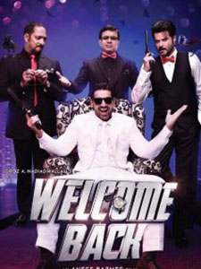 Tìm Chồng Cho Em Welcome Back.Diễn Viên: Anil Kapoor,Nana Patekar,Dimple Kapadia
