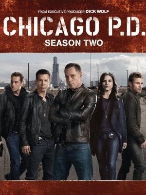 Cảnh Sát Chicago Phần 2 Chicago P.d. Season 2.Diễn Viên: Sophia Bush,Jason Beghe,Jon Seda