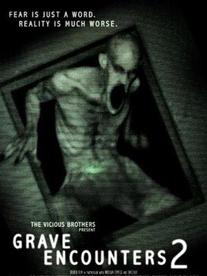 Đối Đầu Quỷ Dữ 2 Grave Encounters 2.Diễn Viên: Richard Harmon,Shawn C Phillips,Jennica Fulton