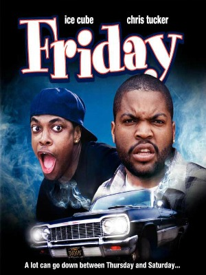 Thứ 6 Friday.Diễn Viên: Ice Cube,Chris Tucker,Nia Long